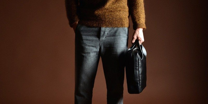Assembly Briefcase by Hard Graft