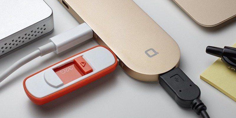 Hub+: Get your MacBook Ports Back