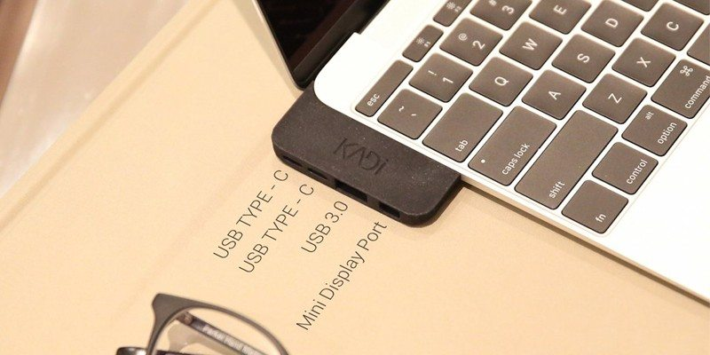 The KADi Port – A Macbook Essential