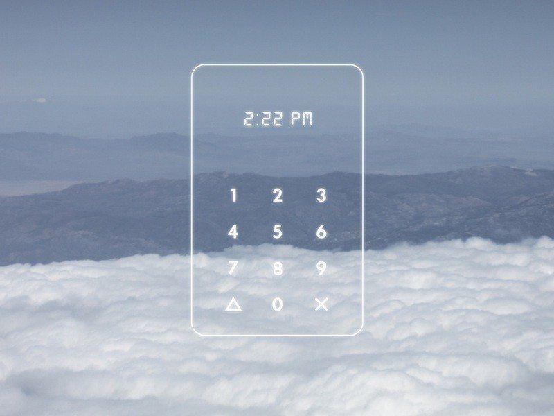 The Light Phone panel