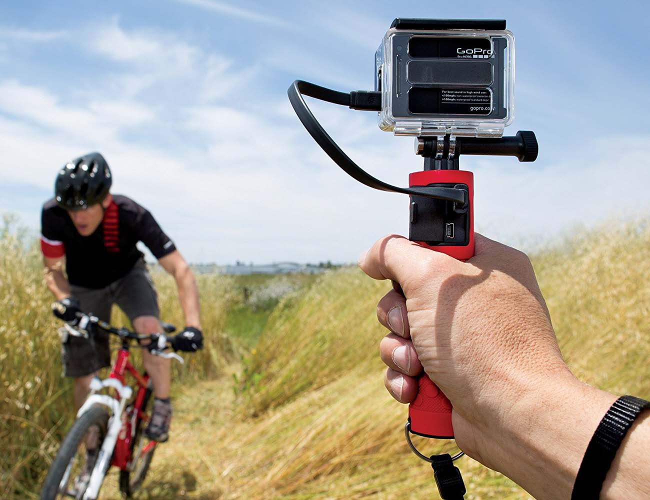 Action Camera Battery Mount by JOBY