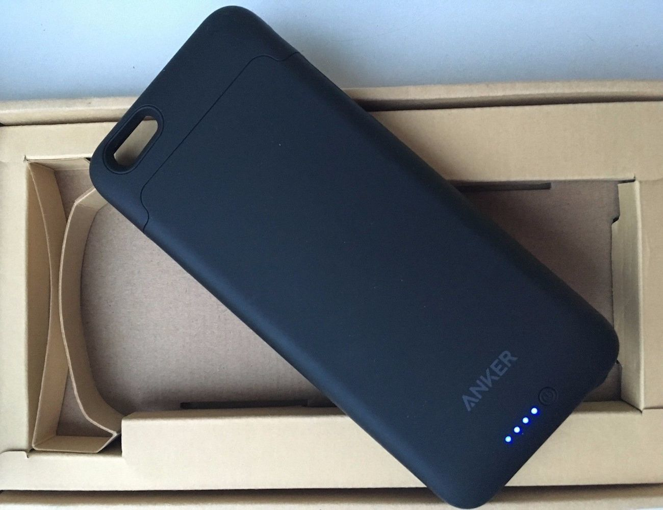 Anker Ultra Slim Extended Battery Case for iPhone 6