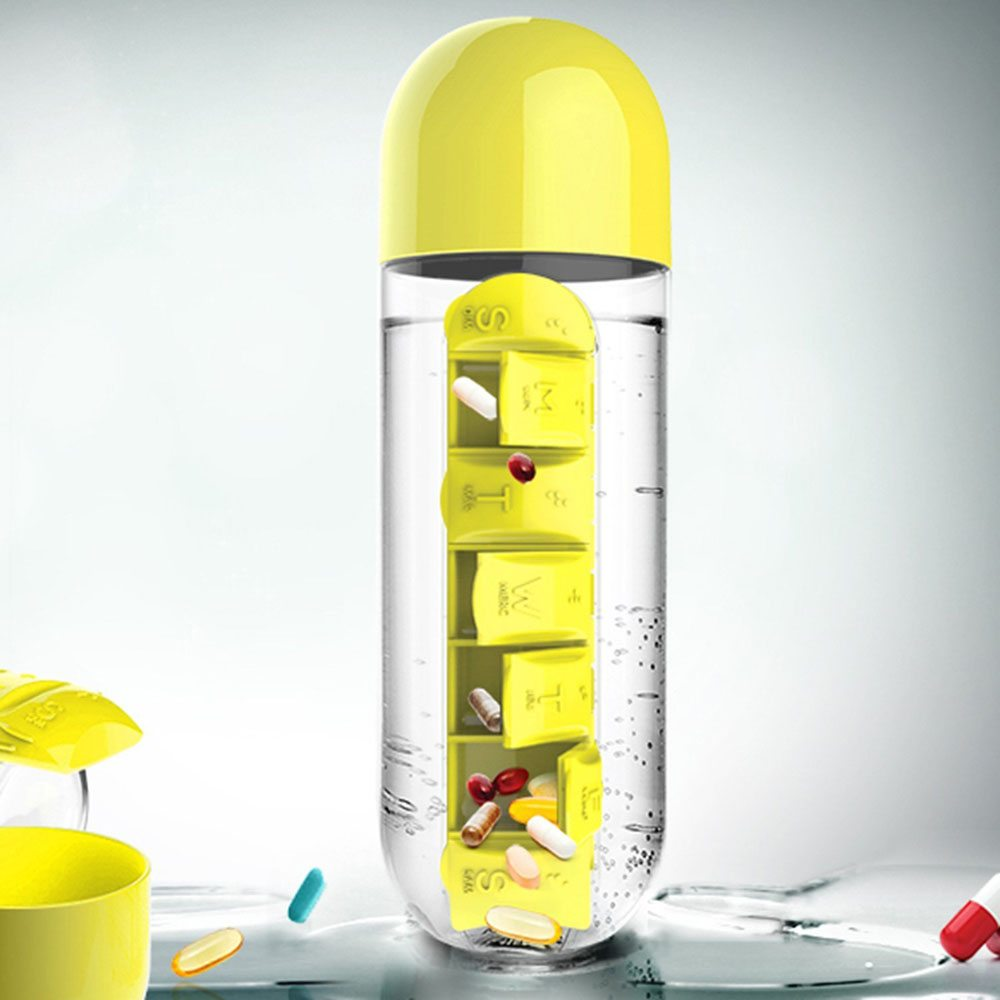 Asobu – Pill Organizer Bottle