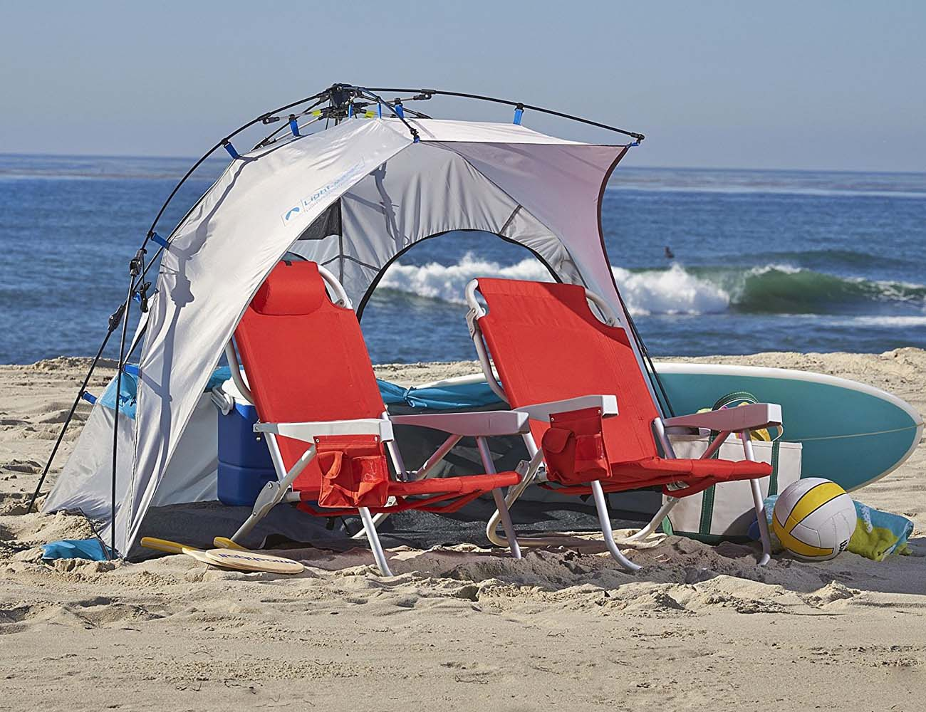 Bahia Quick Shelter – Protective Sun Shelter From Lightspeed Outdoors