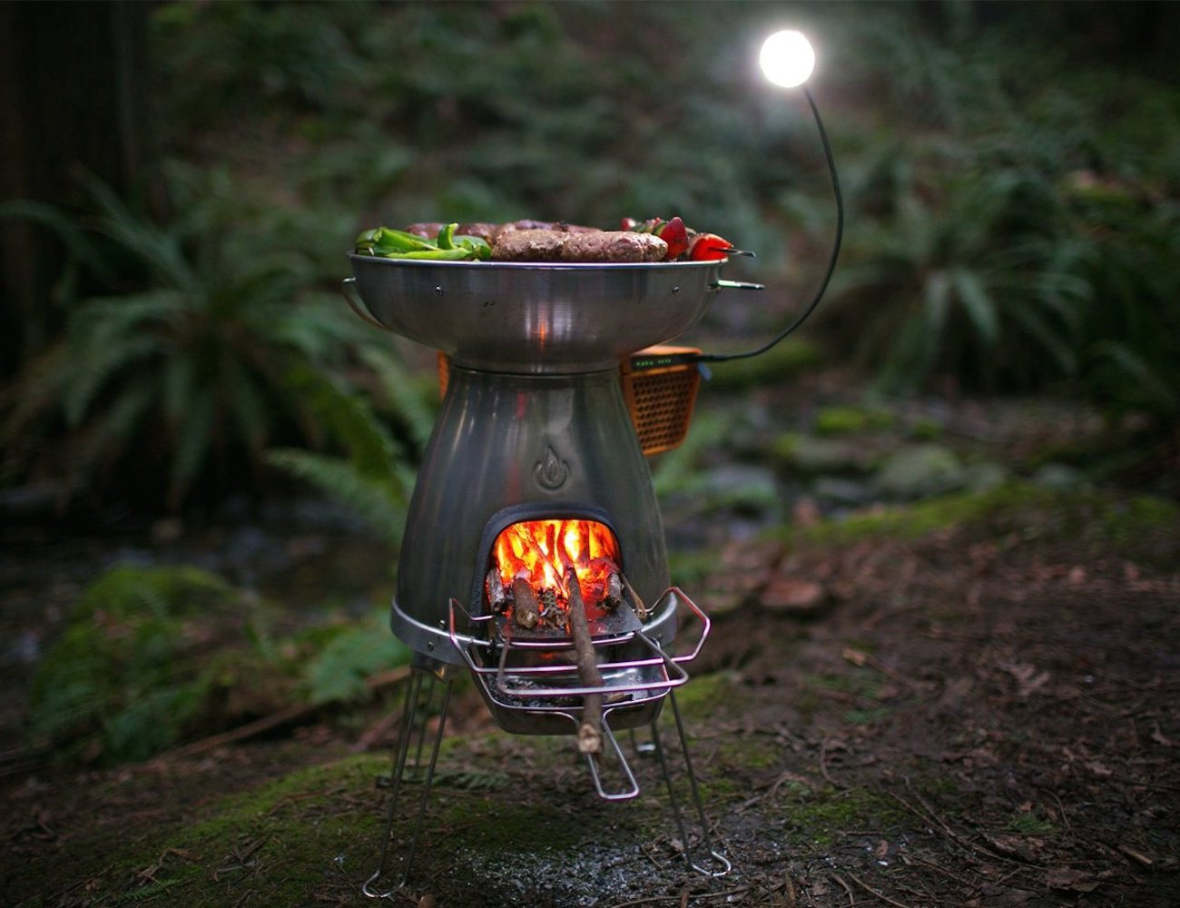 Basecamp Wood Burning Stove And Grill By Biolite 187 Review