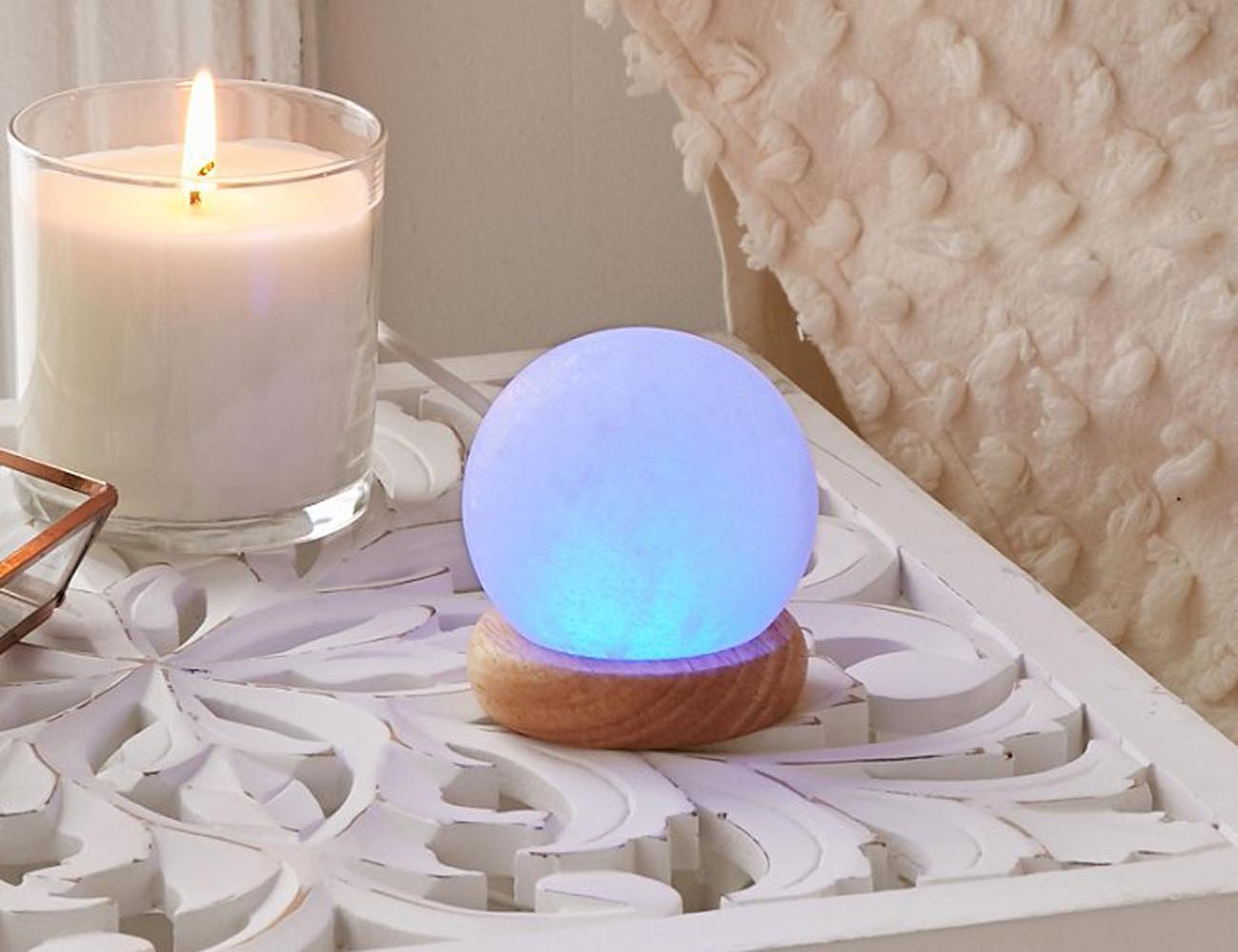 Breathe - The Meditation Lamp