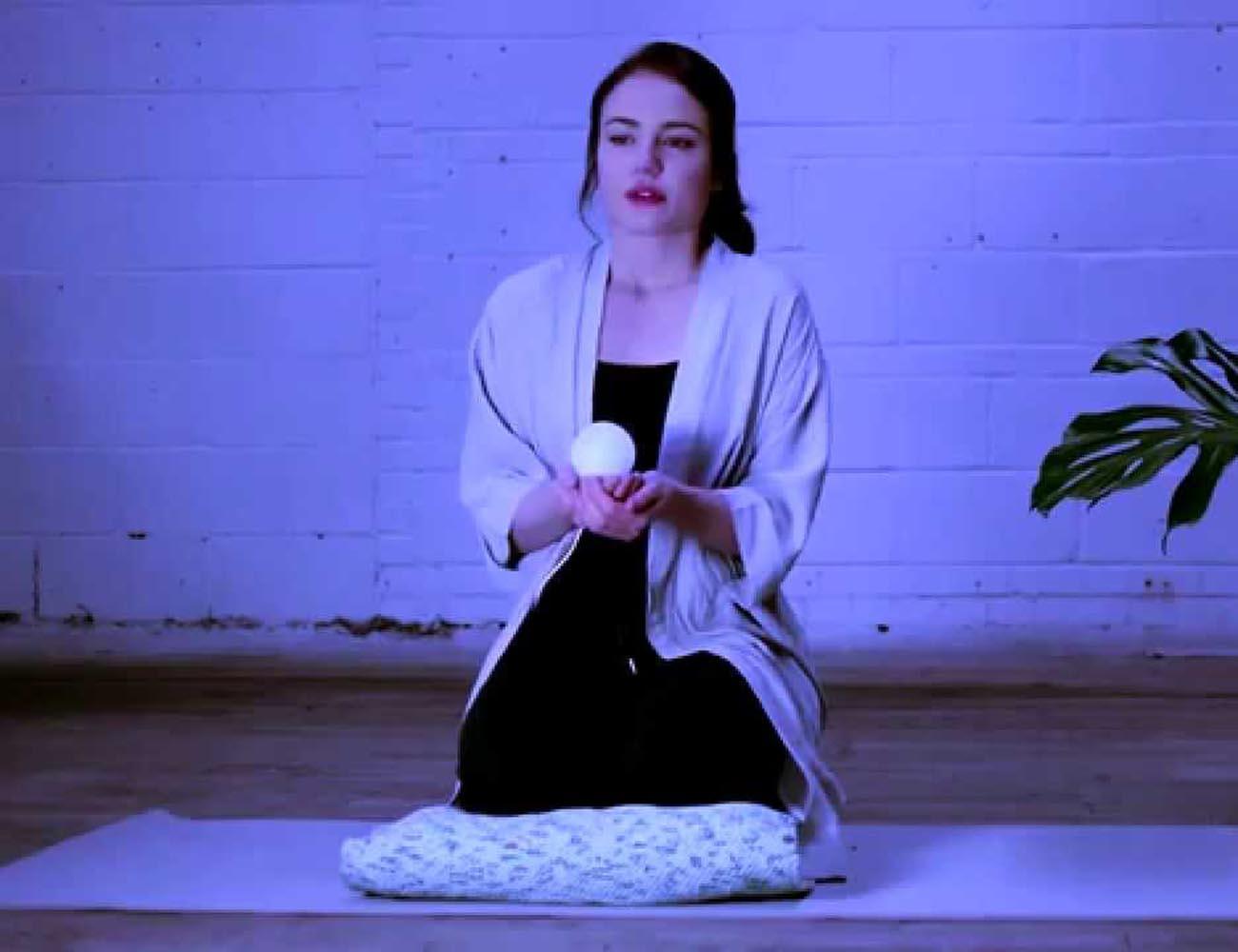 Breathe – The Meditation Lamp