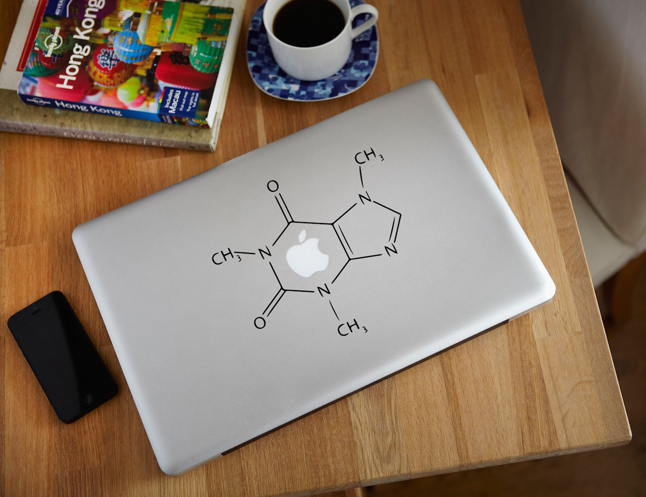 Caffeine+Molecular+Structure+Macbook+Decal
