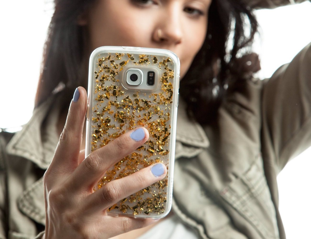 Case-Mate Karat Clear Bumper for Samsung Galaxy S6