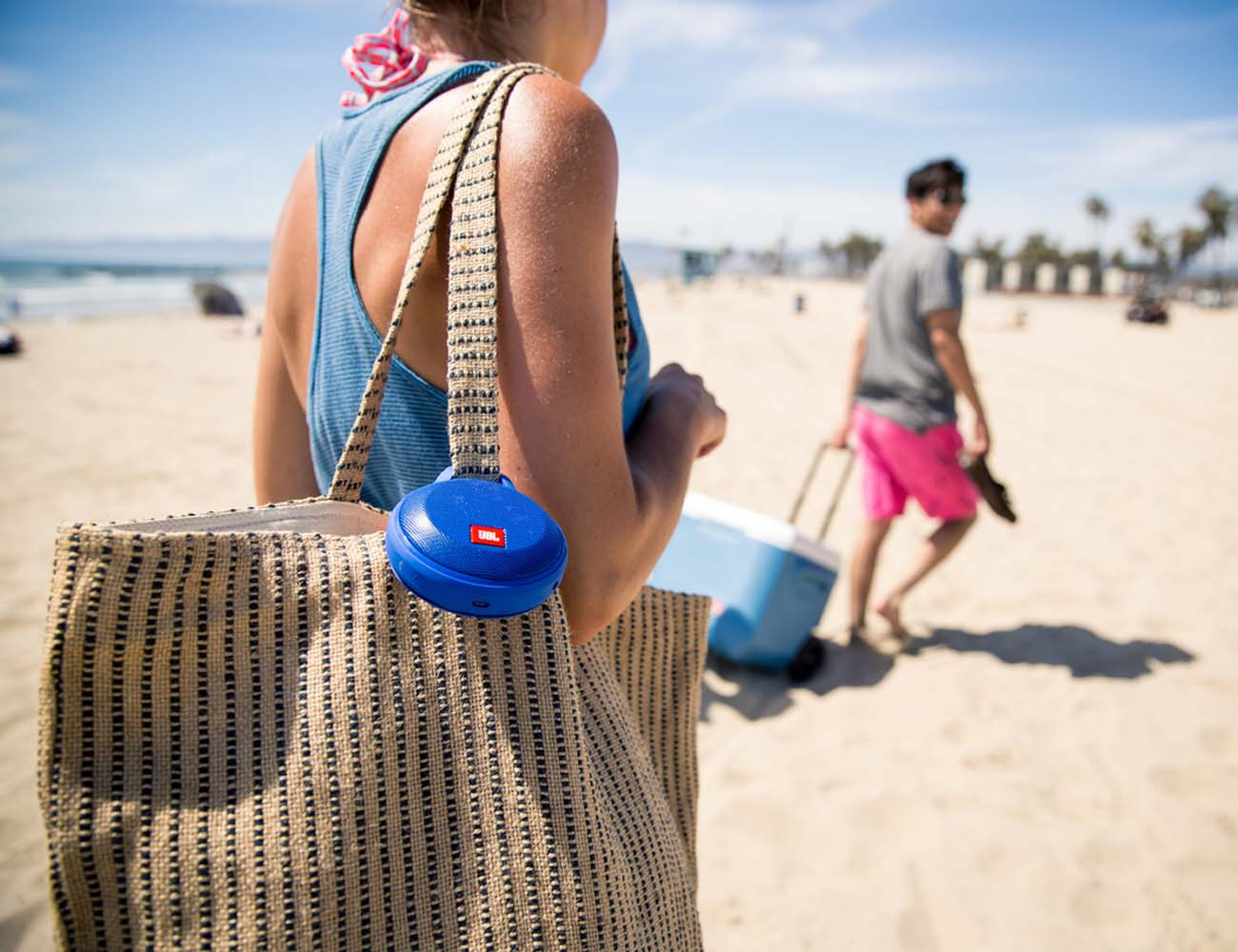 Clip+ – Splashproof Portable Bluetooth Speaker by JBL