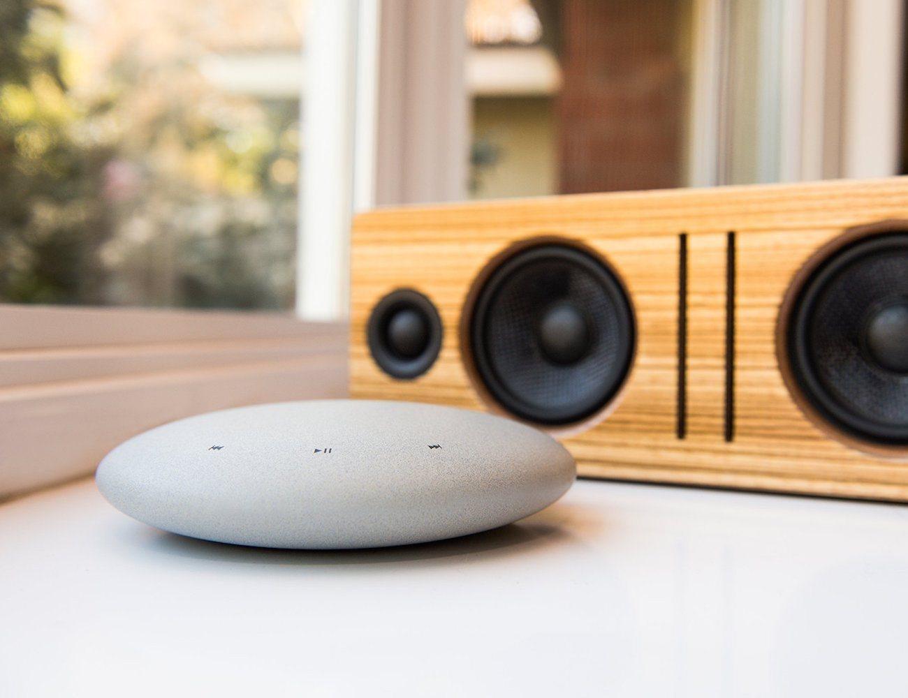 Cobblestone – Wi-Fi Audio Receiver by Muzo