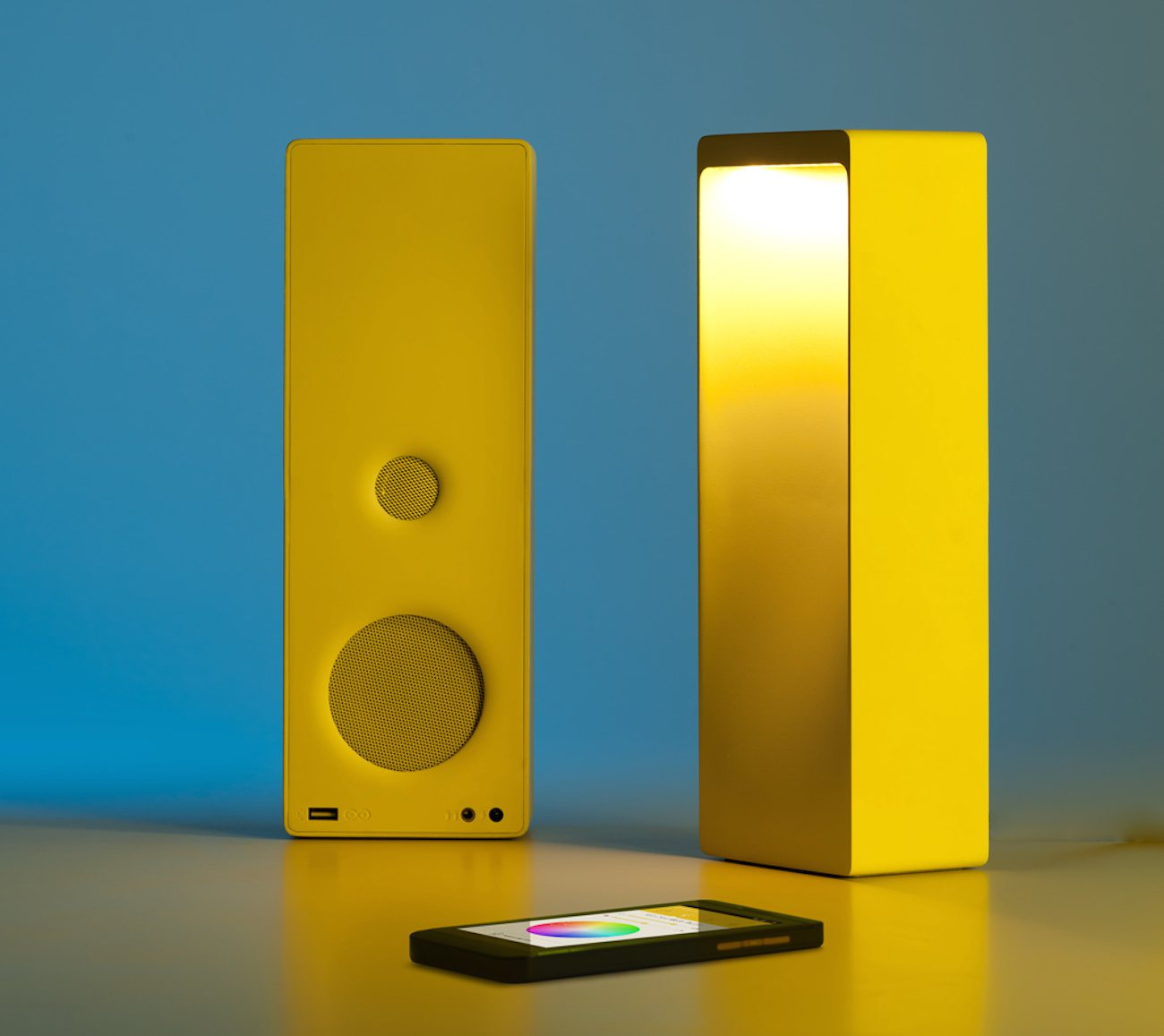 Lovely ... Cromatica U2013 Bluetooth Speaker Lamp