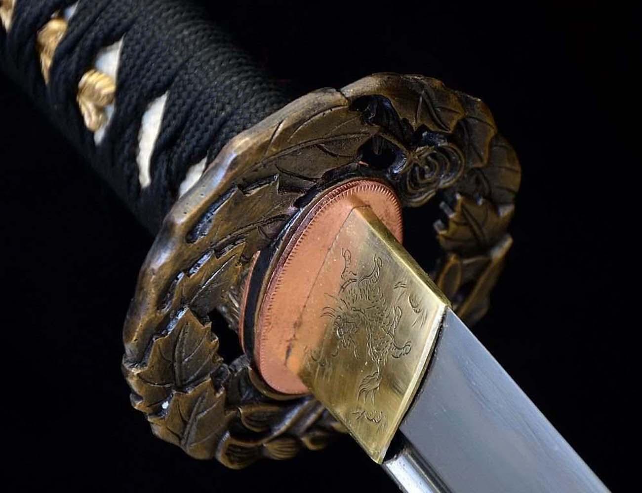 Custom-Made Hand Forged Katana