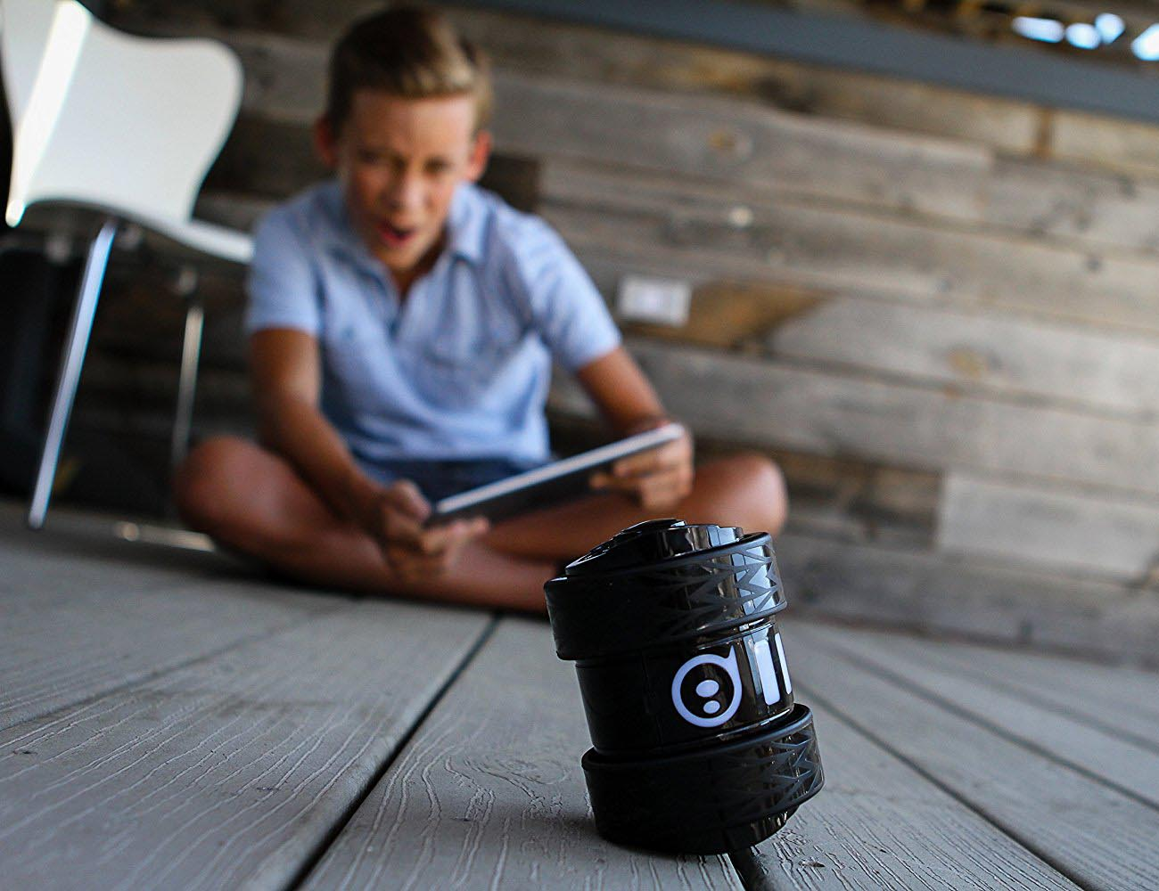 Darkside+Ollie+By+Sphero+%26%238211%3B+Power+Packed+Robot+For+App+Enabled+Racing