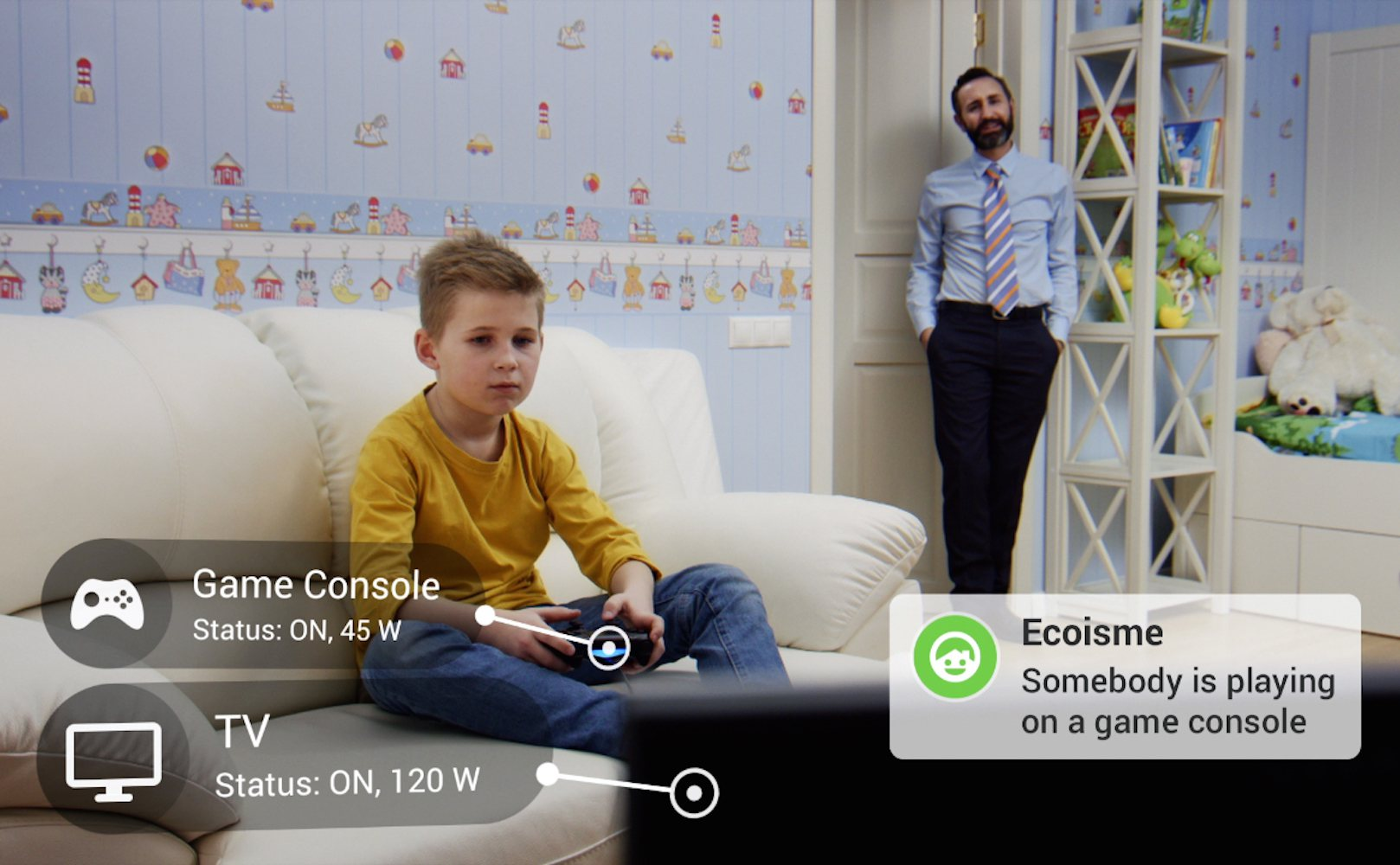 Ecoisme – Intelligent Energy Monitoring System