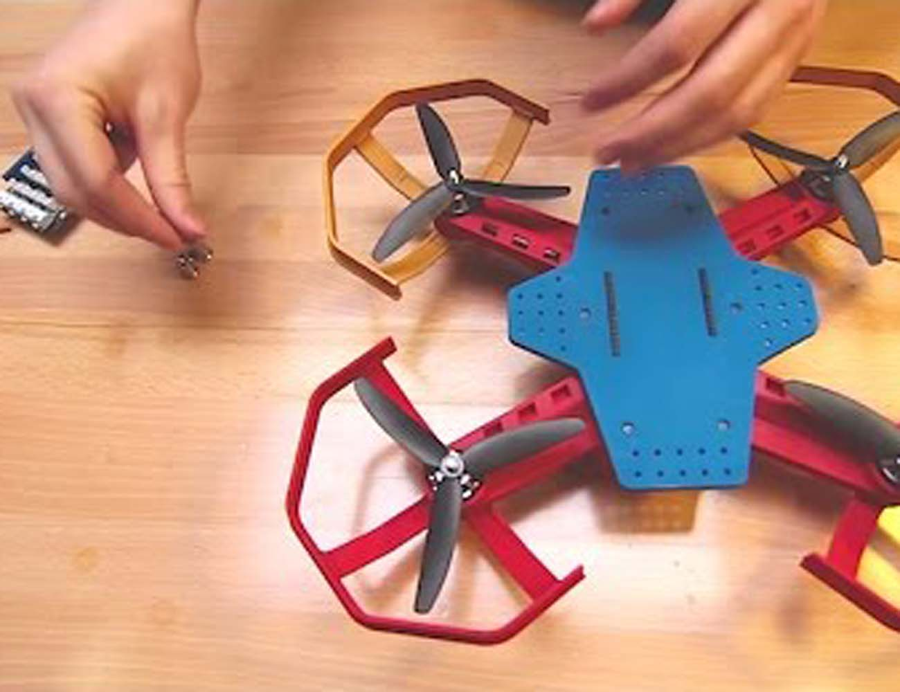 Eedu – An Easy Drone Kit That Teaches You Coding And Robotics
