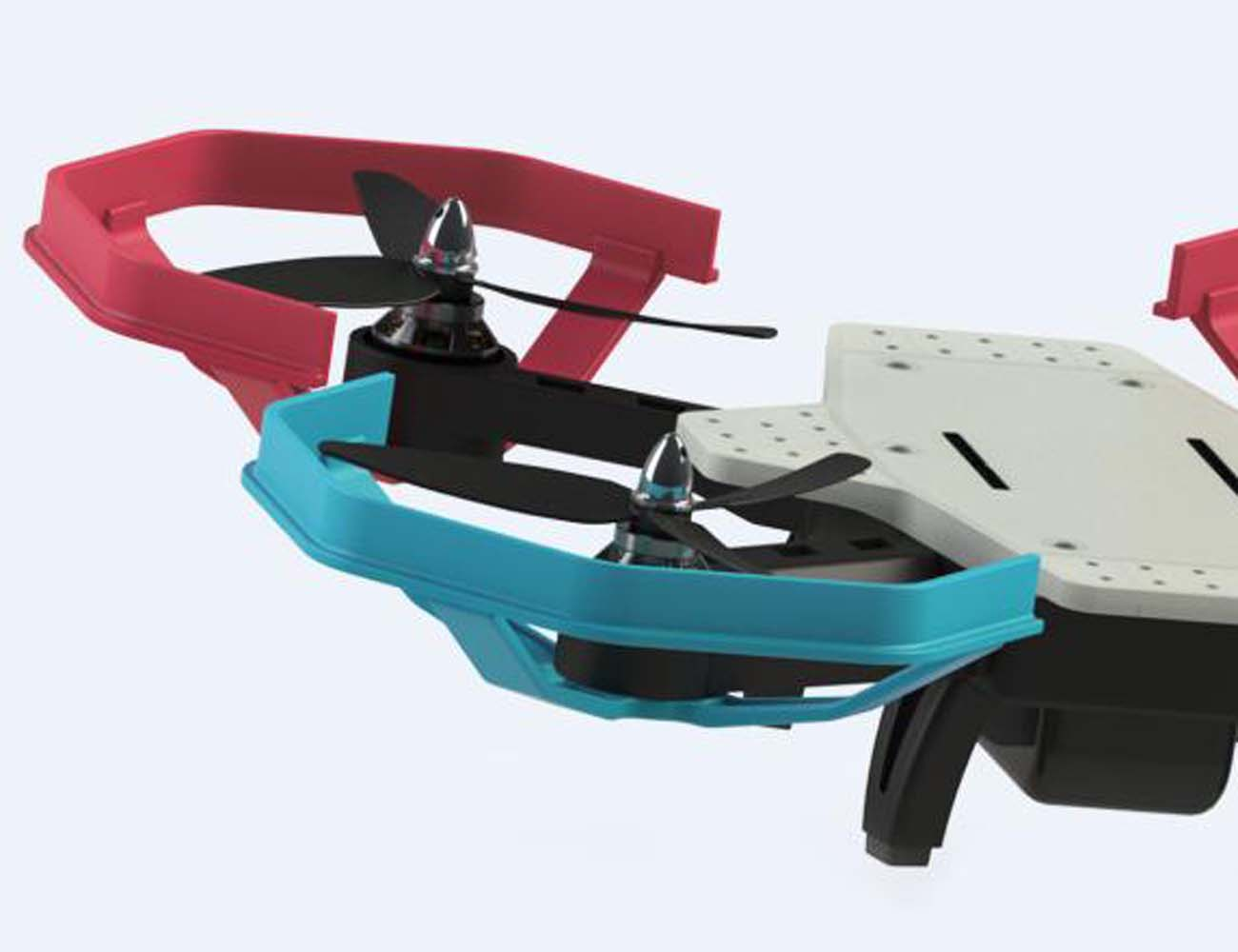 Eedu An Easy Drone Kit That Teaches You Coding And Robotics