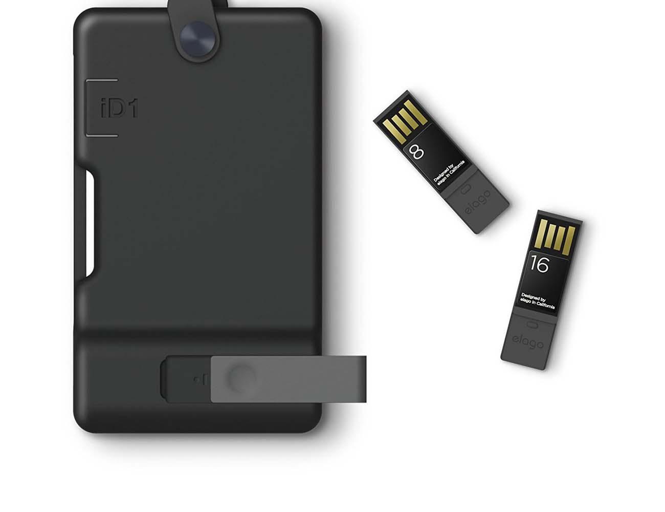 elago id1 usb id card holder - Id Card Holder