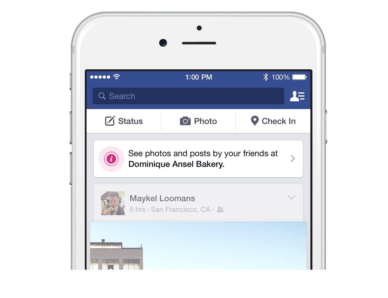 Facebook Bluetooth Beacons » Gadget Flow