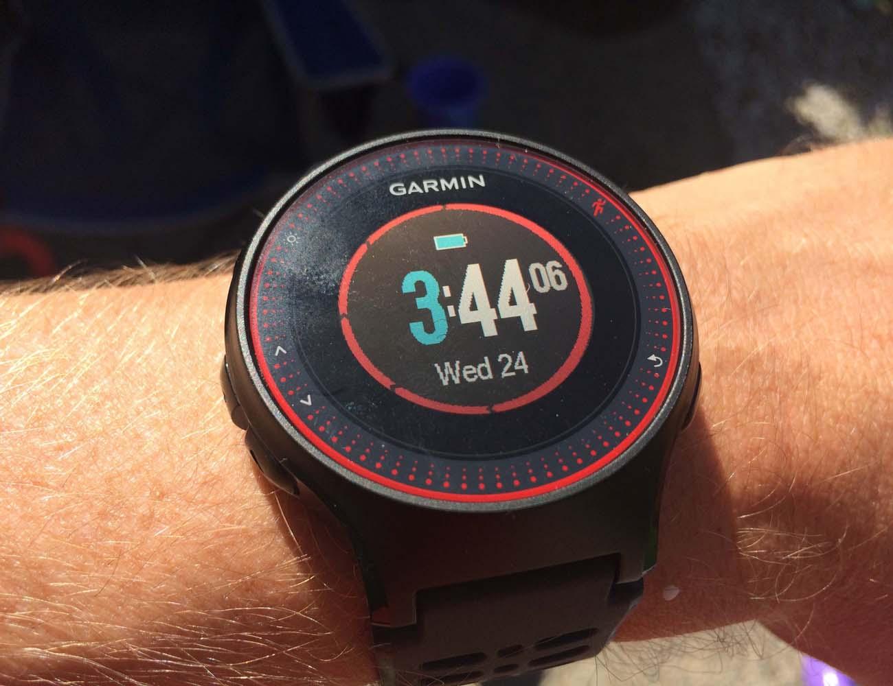 Forerunner 225 – First Garmin GPS Running Watch