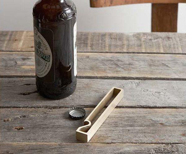 Futagami Handmade Brass Bottle Opener
