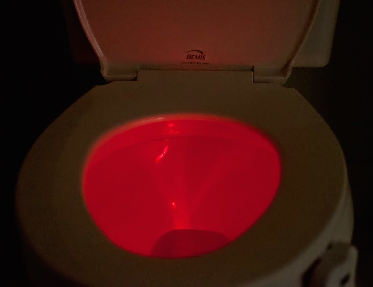 GlowBowl – Motion Activated Night Light For Your Toilet