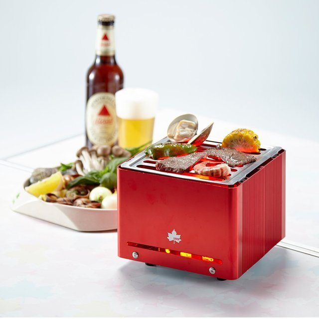 Grill Cube BBQ – Mobile Cooking Unit