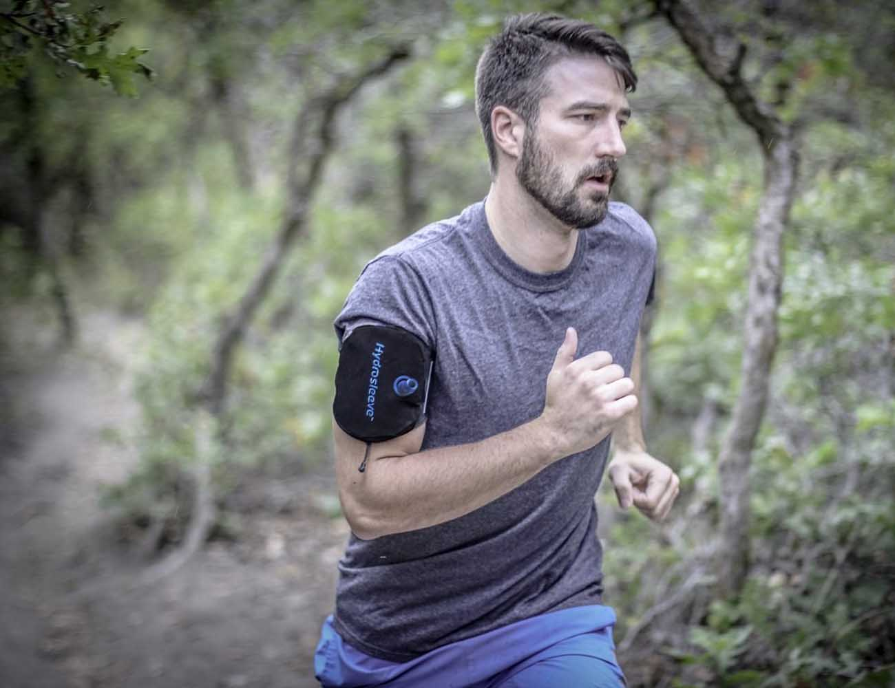 Hydrosleeve – Armband Hydration System for Runners and Athletes