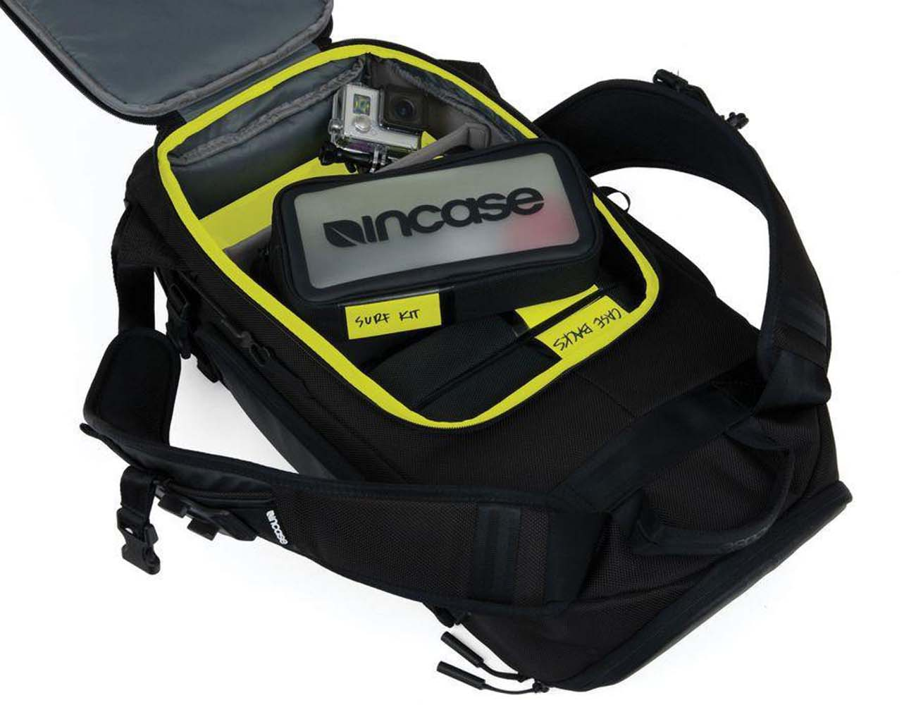 Incase Pro Pack – Protection and Transportation for the GoPro User's Toolkit