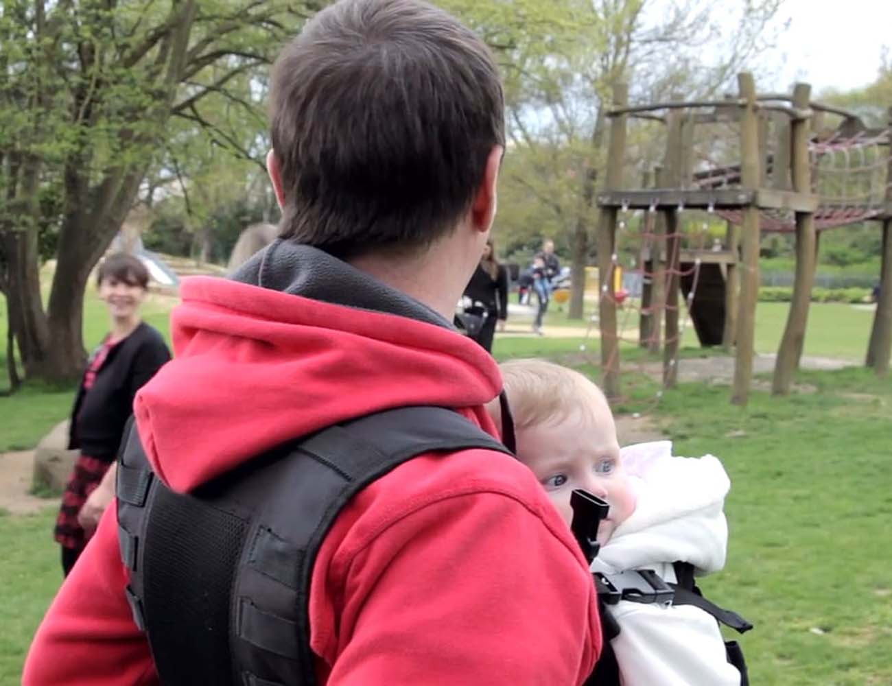 Junior Adaptive Carrier System – Active Babycarrying