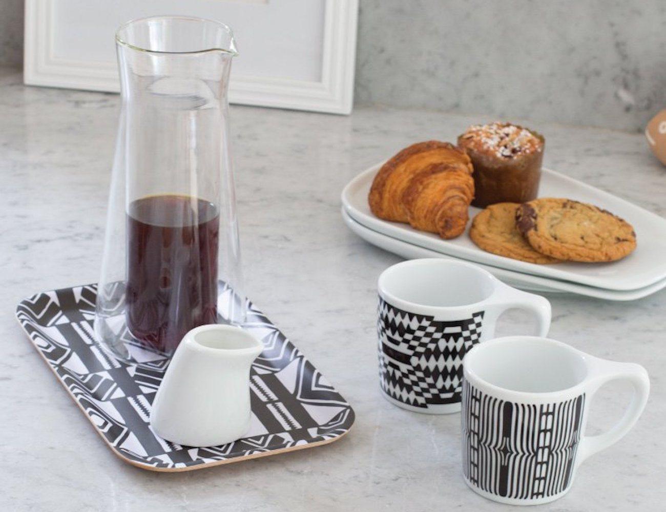 LINO Mug Set by Cooper Hewitt & notNeutral