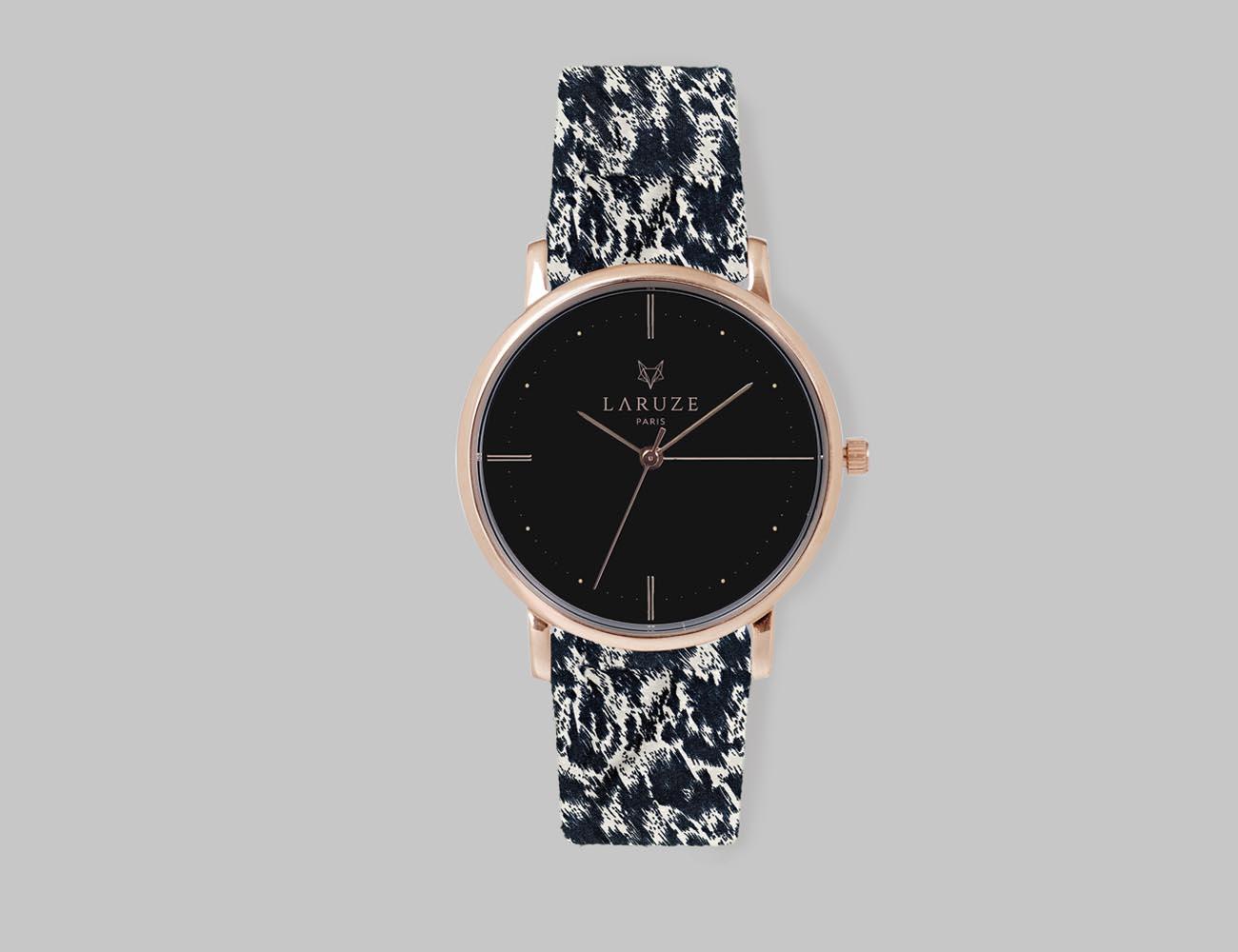 Laruze Paris – Watch your Style