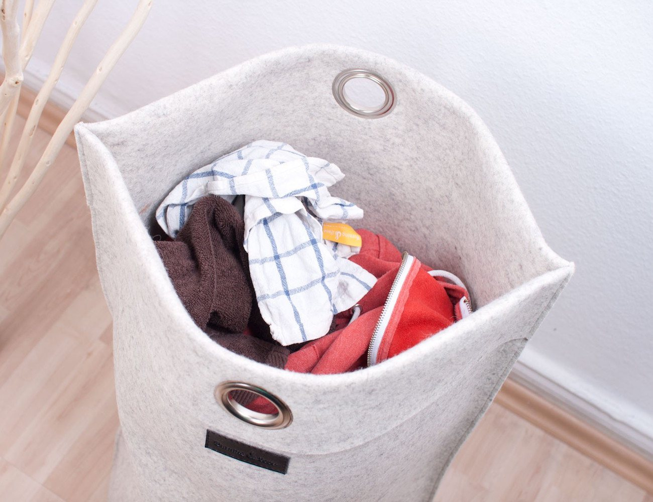 Laundry Bag By Burning Love