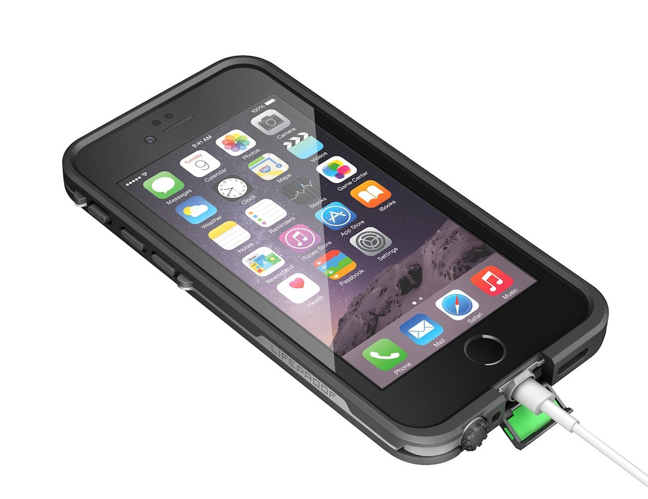 Lifeproof fre – A Rugged Case for Your iPhone 6