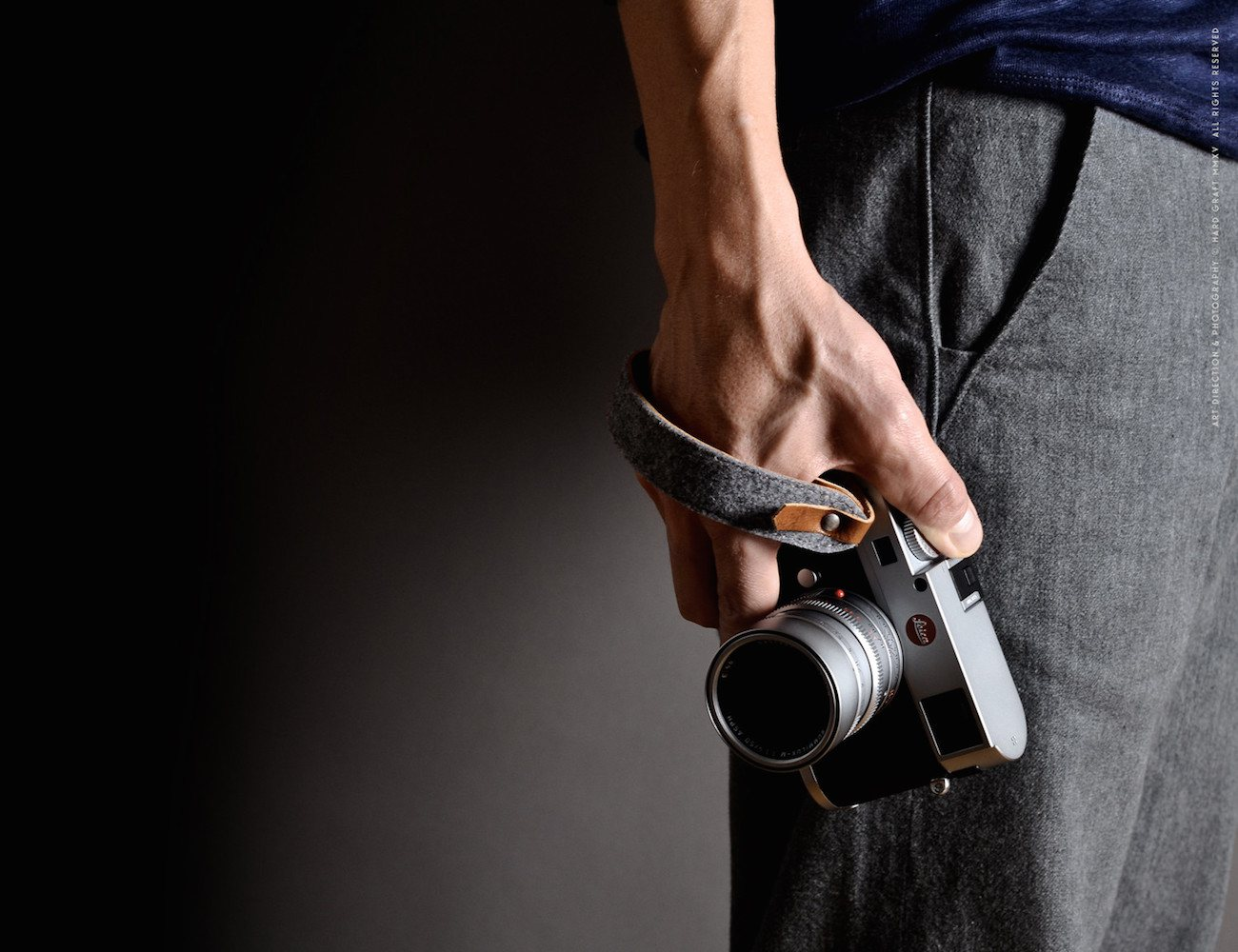Light Camera Handle by Hard Graft