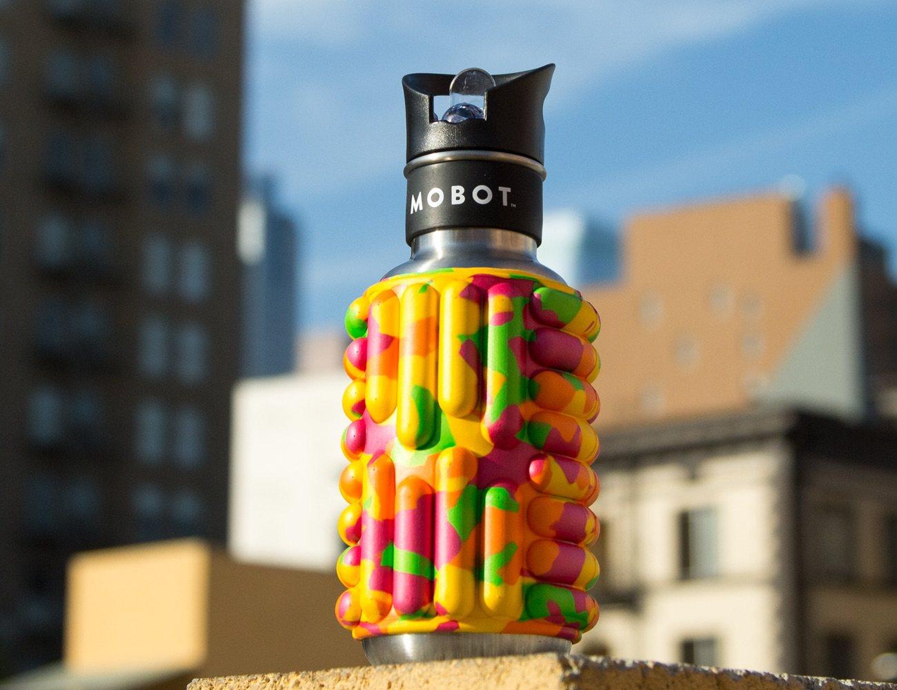 Foam Roller Water Bottle – MOBOT
