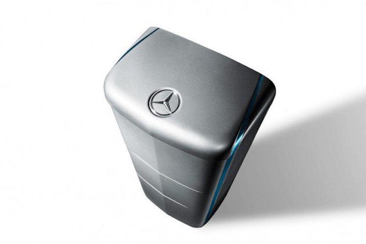 Mercedes-Benz Energy Storage