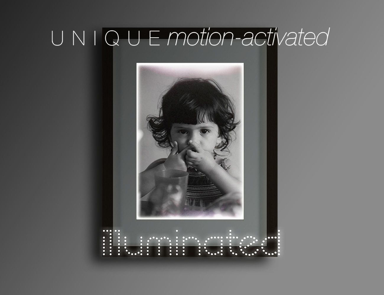 Motion-Activated%2C+Illuminated+Picture+Frame