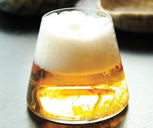 Mount+Fuji+Beer+Glass