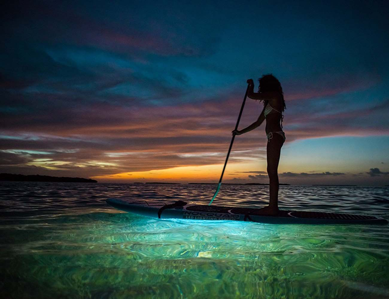 NOCQUA Sport Edition – Underwater Light Systems for Paddlers