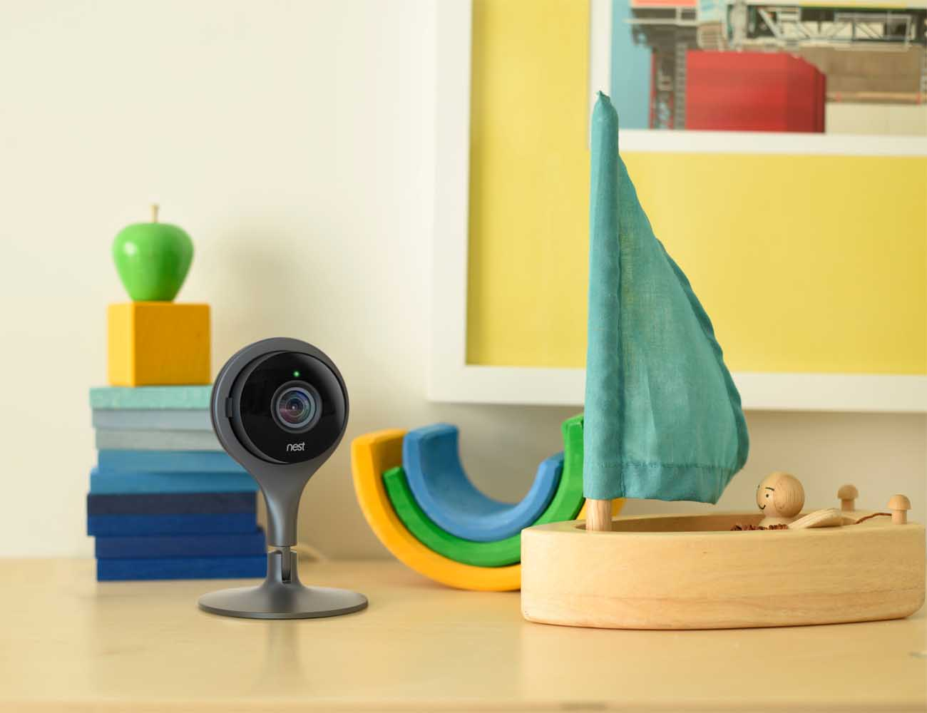 Nest – Cam Security Camera