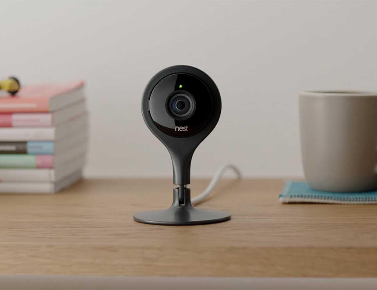 Nest – Cam Security Camera