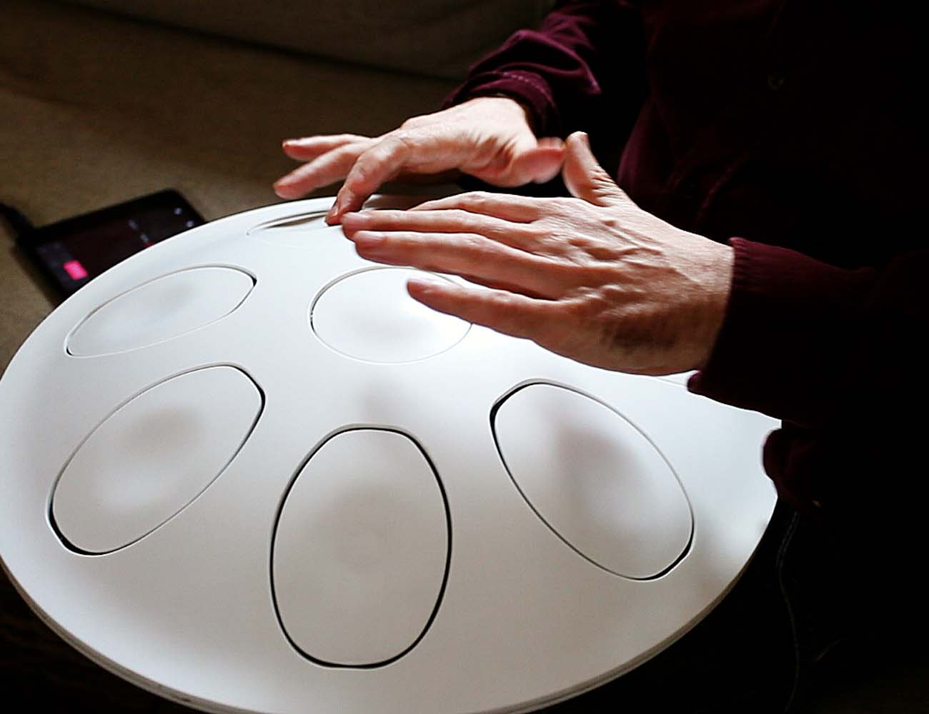 Oval – The First Digital HandPan