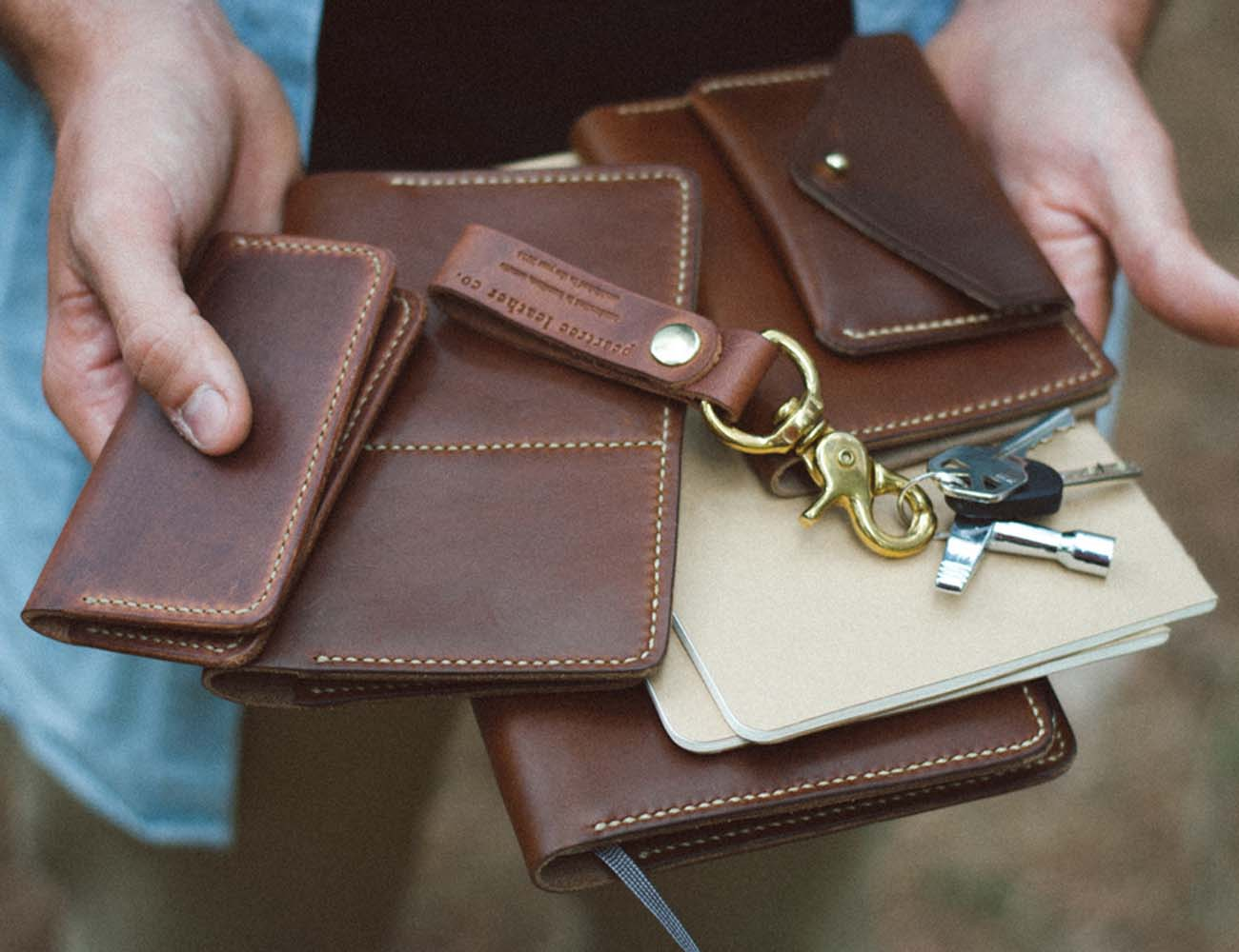 Peartree Leather Co. – Unique, Handmade Leather Goods