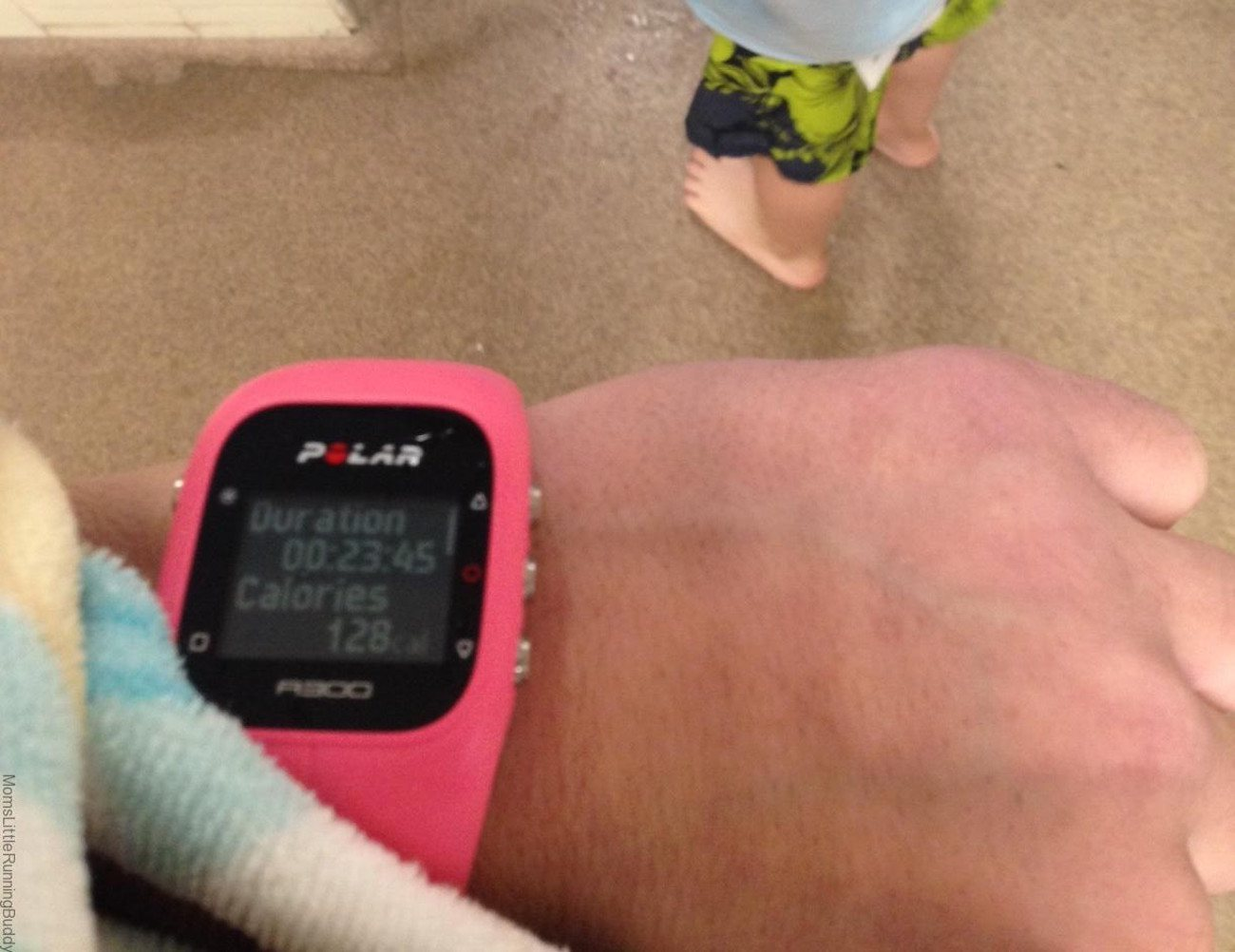 Polar A300 – Fitness and Activity Monitor