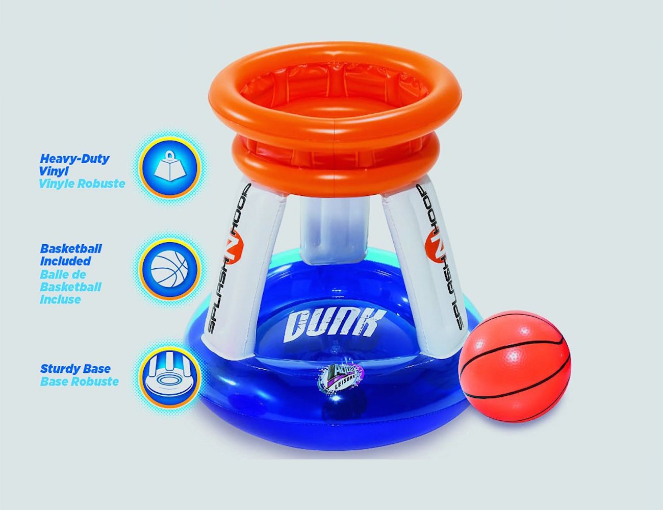 Pool Basketball Slam Dunk – An Interesting Pool Game For Families