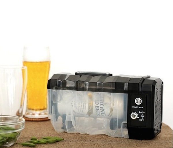Rapid Drink Cooler – Refreshing Chilled Drink Served in Minutes