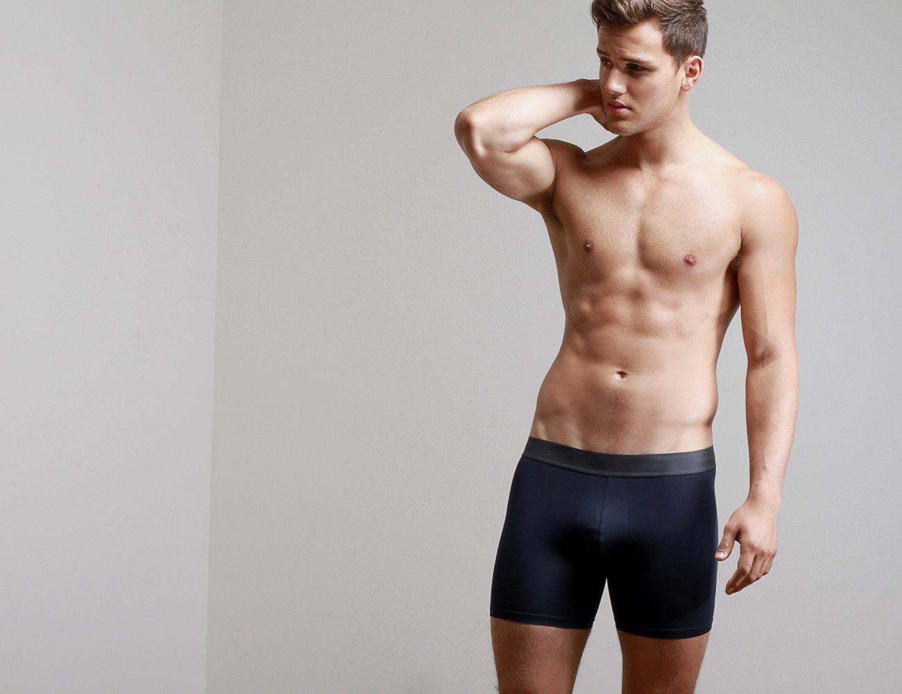 Ridiculously Comfortable Men's Boxer Briefs