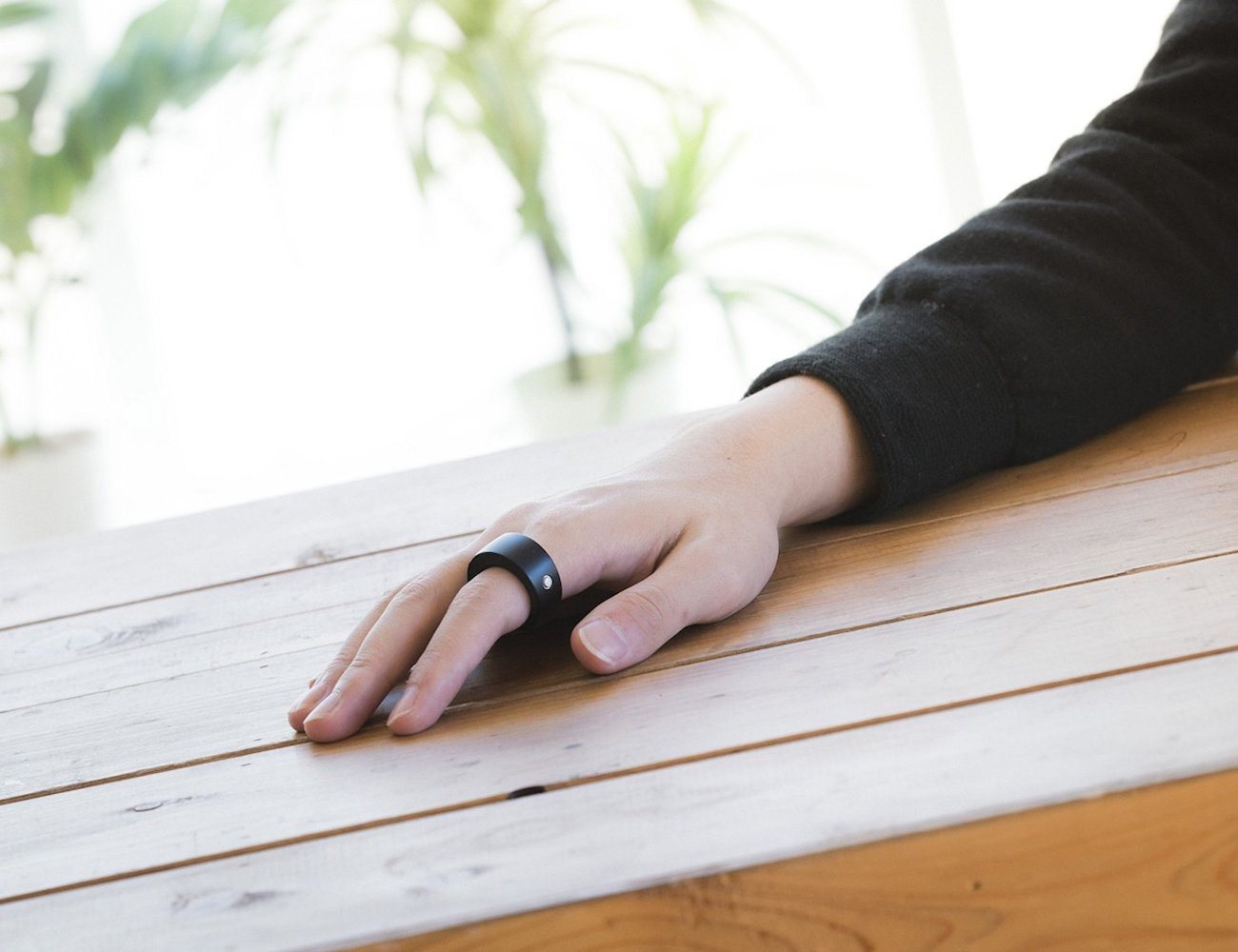 Ring ZERO S – Wearable Tech With Gesture Control