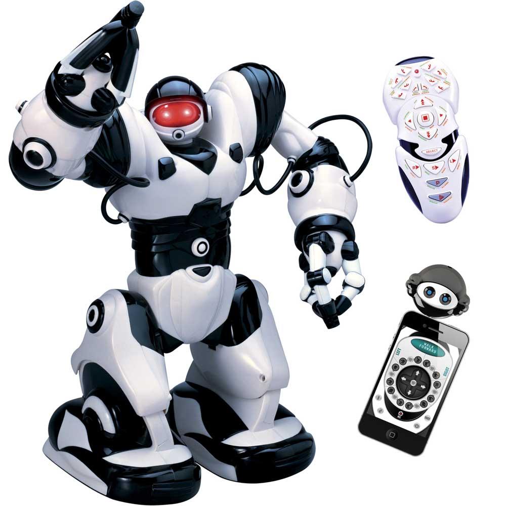 Robosapien X Robot – Based on Applied Biomorphic Robotics